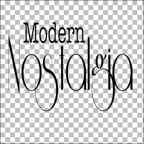 ModernNostalgia Logo