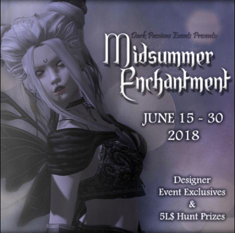 Midsummer Enchantment Logo
